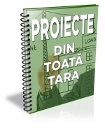 Lista cu 437 de proiecte din toata tara (septembrie 2015)