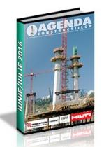 Revista Agenda Constructiilor editia nr 119 (Iunie-Iulie 2016)