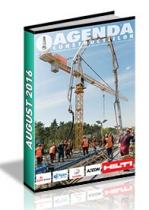 Revista Agenda Constructiilor editia nr. 120 (August 2016)
