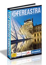 Revista Fereastra editia nr. 123 (Noiembrie-Decembrie 2016)
