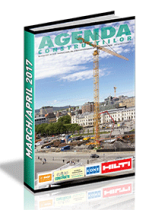 Revista Agenda Constructiilor editia nr. 125 (Martie-Aprilie 2017)