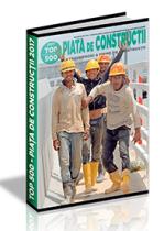 PIATA de CONSTRUCTII: Analiza 2017-2018 & Perspective 2019-2023 (TOP 500)
