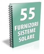 Lista cu principalii 56 de furnizori de panouri solare