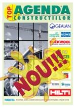 Revista TOP-Agenda Constructiilor - editia 11 (martie 2012)