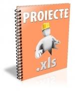 Lista cu 225 de proiecte din toata tara (august 2012)