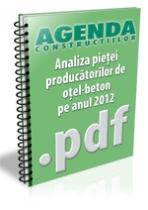 Analiza pietei producatorilor de otel-beton pe anul 2012