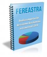 Analiza importurilor de sisteme din aluminiu in primul trimestru al anului 2010