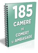 Lista cu principalele 187 camere de comert si ambasade