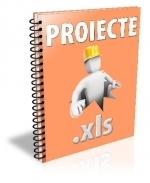 Lista cu 184 de proiecte din toata tara (decembrie 2012)