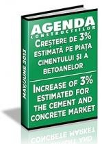 Analiza pietei de ciment, aditivi, betoane si agregate pe anul 2013