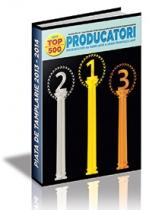 PIATA de TAMPLARIE 2013 - 2014 (TOP 500 - Producatori de Tamplarie si Geam)