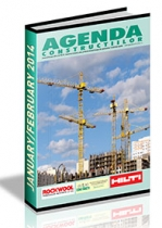 Revista Agenda Constructiilor - editia 102 (January-February 2014)