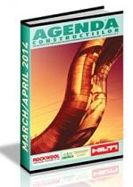 Revista Agenda Constructiilor - editia 103 (March-April 2014)