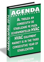 Analiza pietei de echipamente termotehnice pe anul 2014