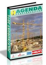 Revista Agenda Constructiilor - editia 105 (July/August 2014)