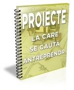 Lista cu 60 de proiecte la care se cauta antreprenor (ianuarie 2015)