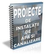 Lista cu 45 de proiecte de instalatii de apa/canalizare (martie 2015)