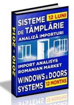 Analiza importurilor de sisteme pentru tamplarie si a exportului de ferestre - 2014