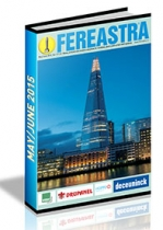 Revista Fereastra - editia 111 (May-June 2015)