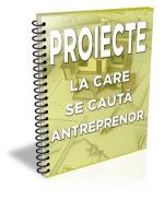 Lista cu 43 de proiecte la care se cauta antreprenor (august 2015)