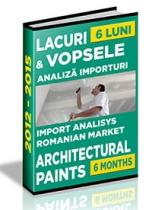 Analiza importurilor de lacuri si vopsele - S1 2015