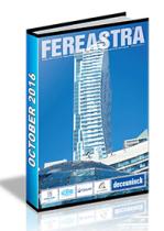 Revista Fereastra editia nr. 122 (Octombrie 2016)