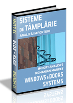 Analiza importurilor de sisteme pentru tamplarie si a exportului de ferestre - 2017