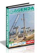 Revista Agenda Constructiilor editia nr. 147 (Noiembrie-Decembrie 2019)