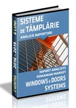 Analiza importuri de sisteme pentru tamplarie si export de ferestre S1-2019