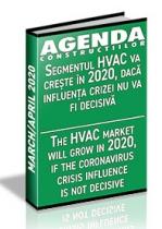 Analiza pietei de echipamente HVAC pe anul 2020
