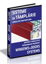 Analiza importurilor de sisteme pentru tamplarie si a exportului de ferestre - 2019