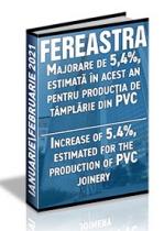 Analiza pietei fabricantilor de tamplarie din PVC pe anul 2021