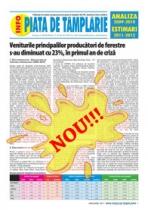 Estimari privind evolutia pietei de tamplarie termoizolanta 2011-2012