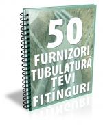 Lista cu principalii 55 furnizori de tubulatura, tevi si fitinguri