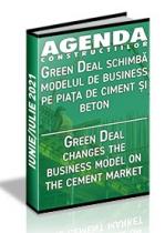Analiza pietei de ciment, aditivi, betoane si agregate pe anul 2021