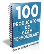 Lista cu principalii 100 producatori de geam termoizolant 2019