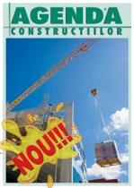 Revista Agenda Constructiilor - editia 86 (Septembrie-Octombrie 2011)