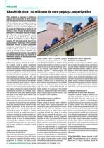 Analiza pietei de sisteme pentru acoperisuri si invelitori pe anul 2011