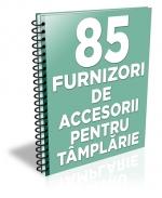 Lista cu principalii 86 furnizori de accesorii pentru tamplarie