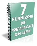 Lista cu principalii 7 furnizori de elemente prefabricate din lemn